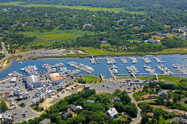 Sesuit Municipal Marina