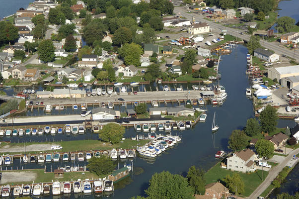 Swan Creek Harbor