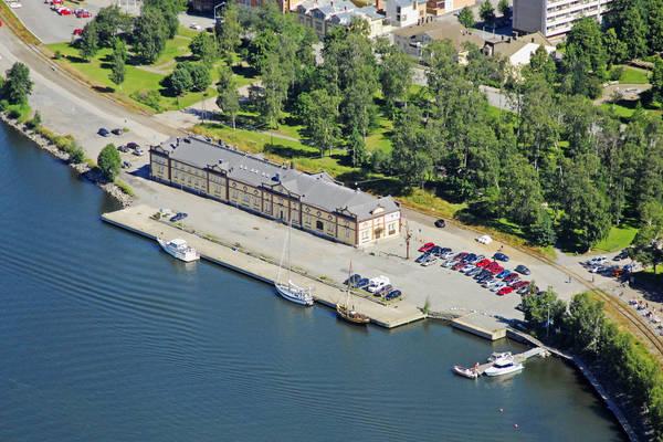 Vaasa Sisasatama Harbour