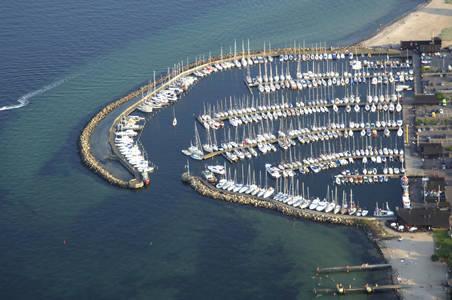 Vedbaek Havn Inlet