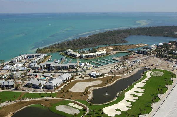 South Seas Island Resort Marina