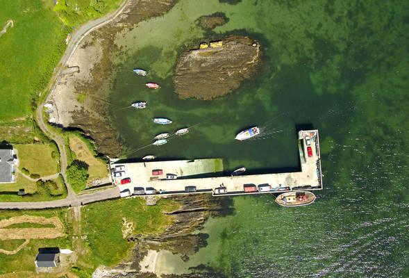 Hare Island Quay