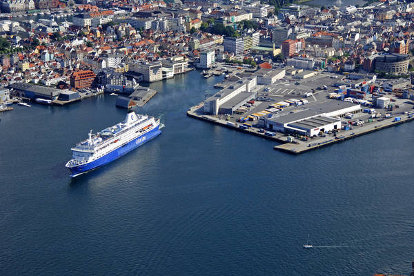 Color Line Ferry Bergen