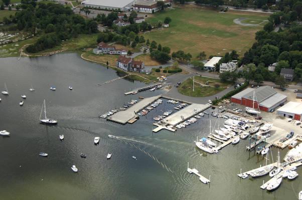 Marion Municipal Wharf North