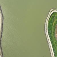 Little Potato Slough South Inlet