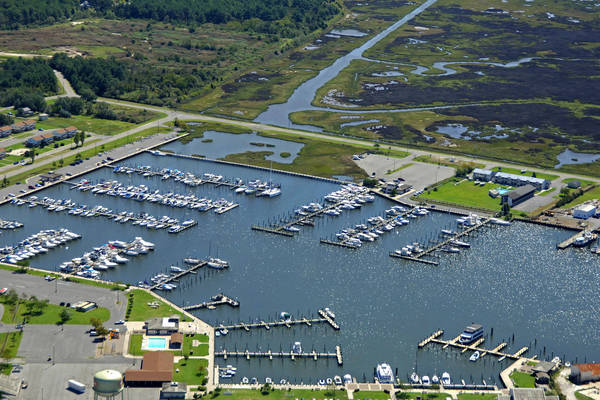 Somers Cove Marina