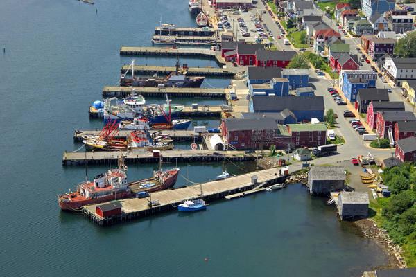 Lunenburg Government Wharf