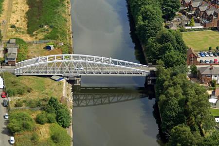 Chester Road Swing Bridge
