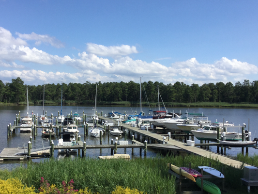 Grays Inn Creek Marina