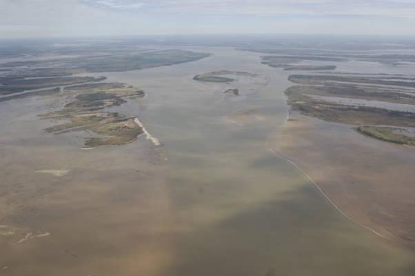 Lower Atchafalaya River Inlet