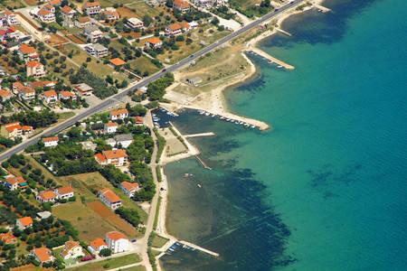 Markarska Harbour