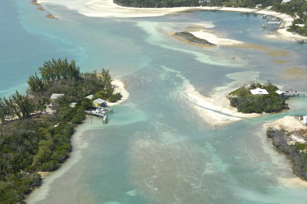 Man-O-War Cay Harbour North Inlet