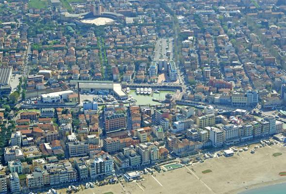 Cattolica Inner Harbour Marina