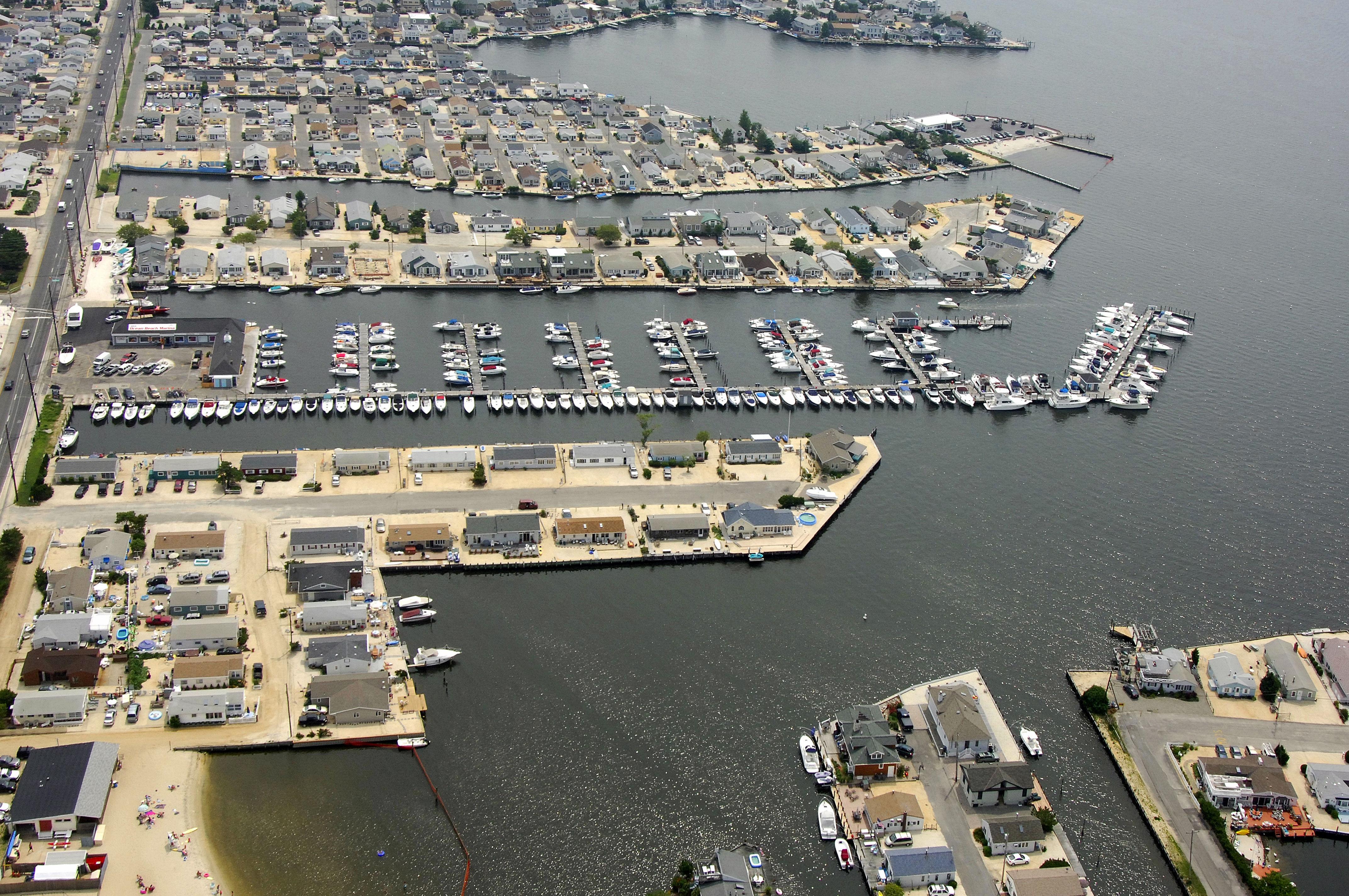 Ocean beach marine center in lavallette nj united states for Lavallette nj