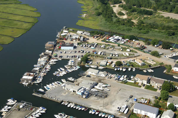 Hidden Harbor Marina West