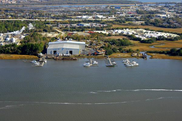 Dolphin Cove Marina