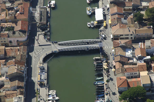 Rue Du Commandant Marceau Road Swing Bridge