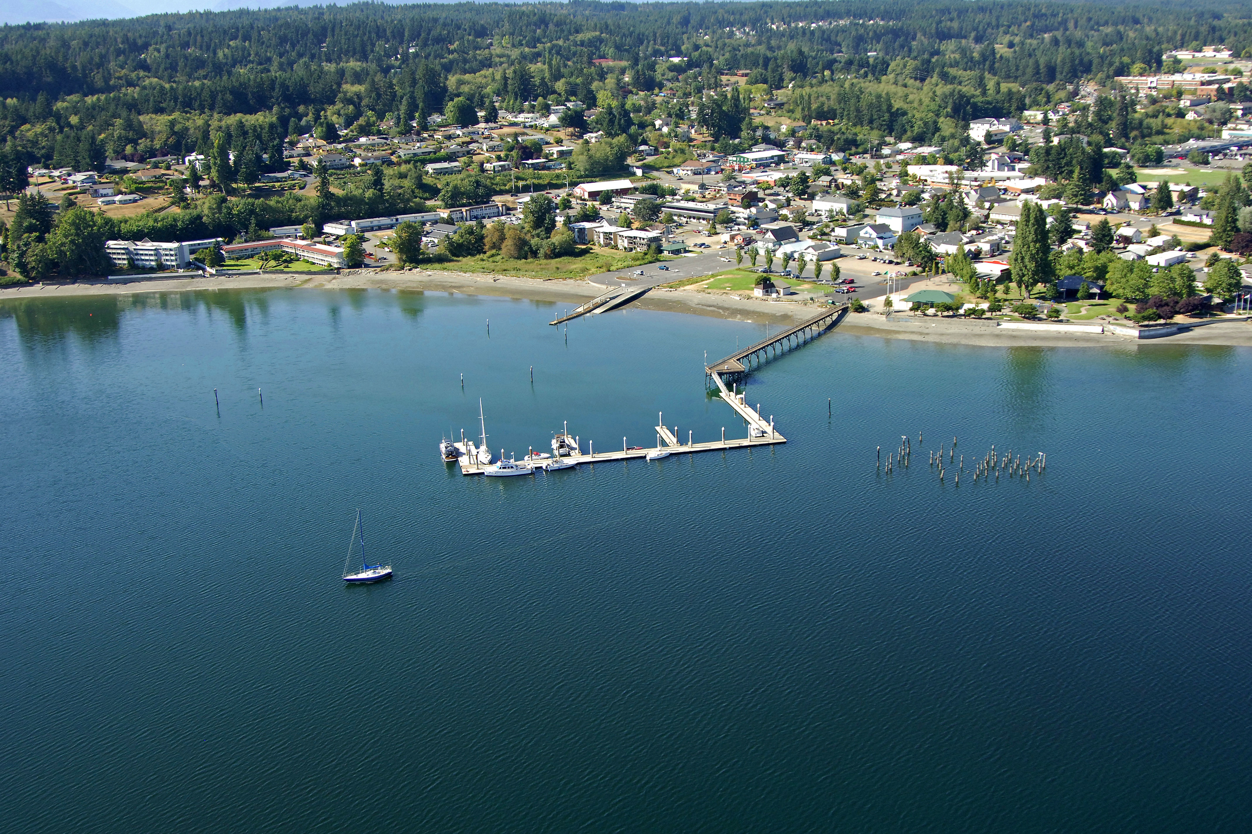 Port Of Silverdale In Silverdale Wa United States