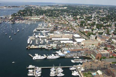 Newport Yachting Center Marina