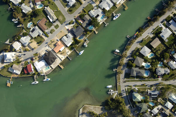 Little McPherson Bayou North Inlet