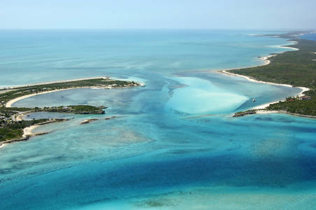 Little Farmers Cay Anchorage