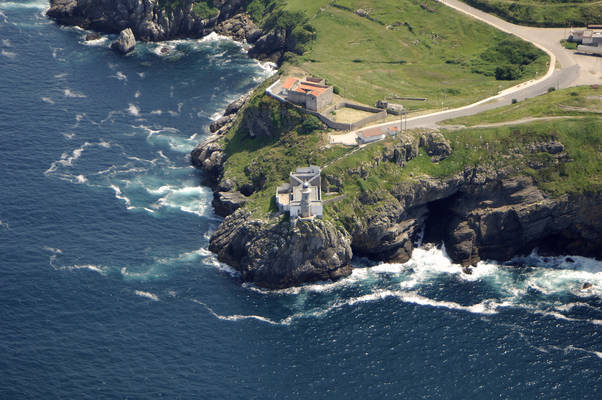 Cape of Santa Catalina Light (Lekeitio Light)