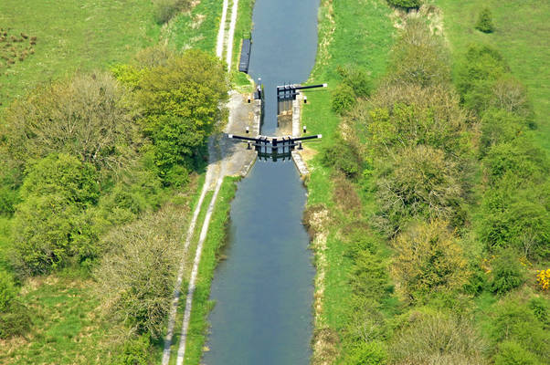 Royal Canal Lock 28