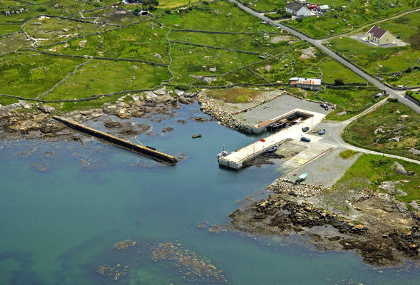 Caraveg Point Quay