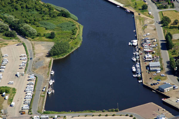 Honfleur Carnot Basin Marina