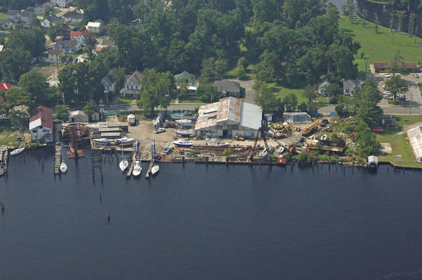 Elizabeth City Shipyard