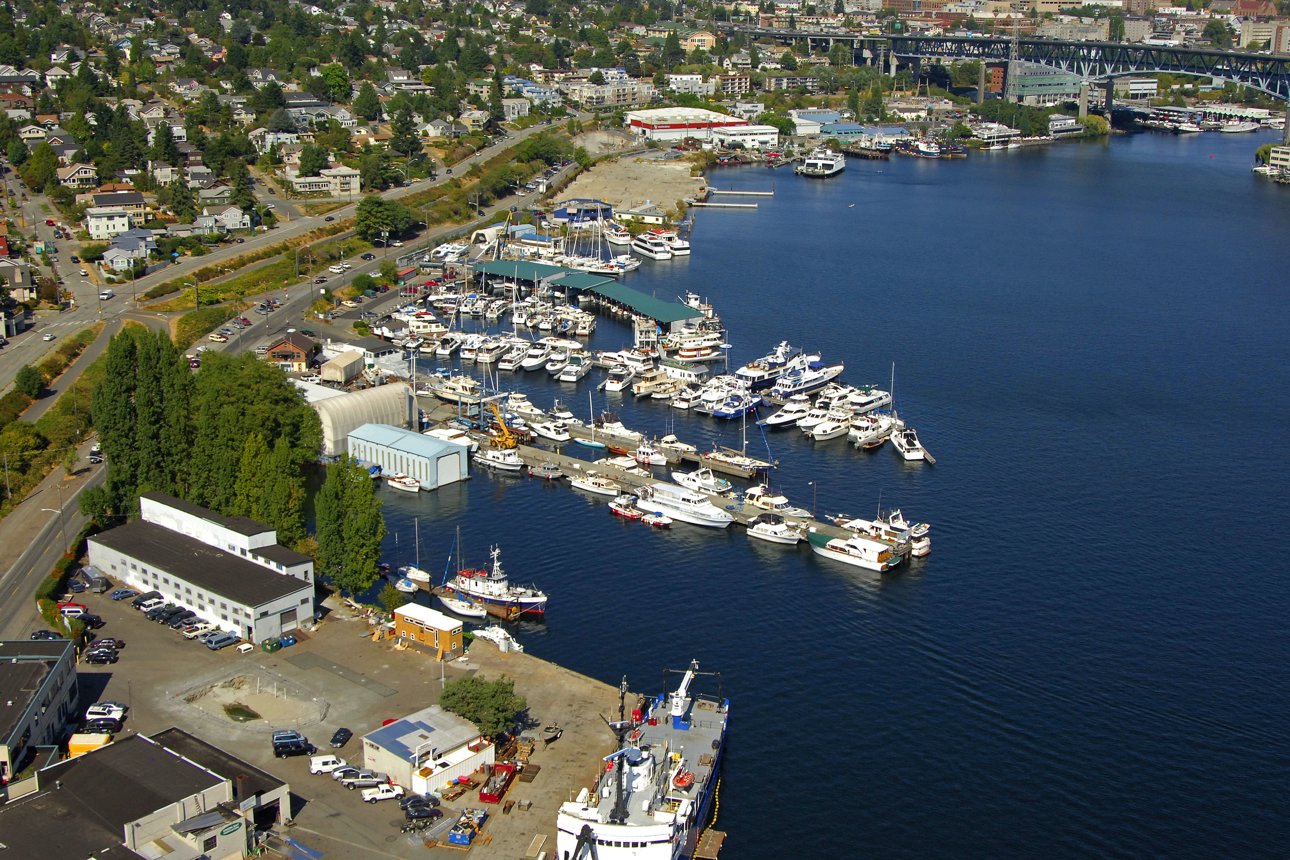 Puget Sound Yacht Club In Seattle Wa United States