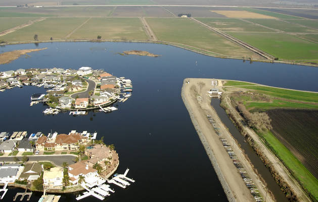 Discovery Bay Yacht Harbor Inlet