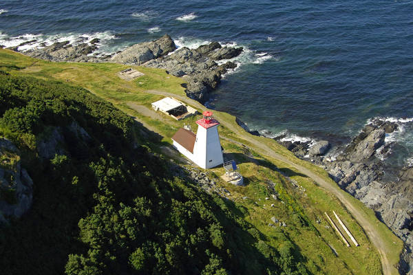 Cape North Lighthouse