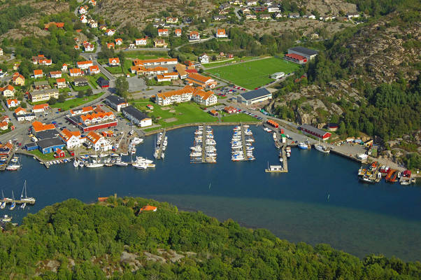 Hamburgsund Yacht Harbour