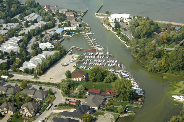 Saint Clair Beach Marina