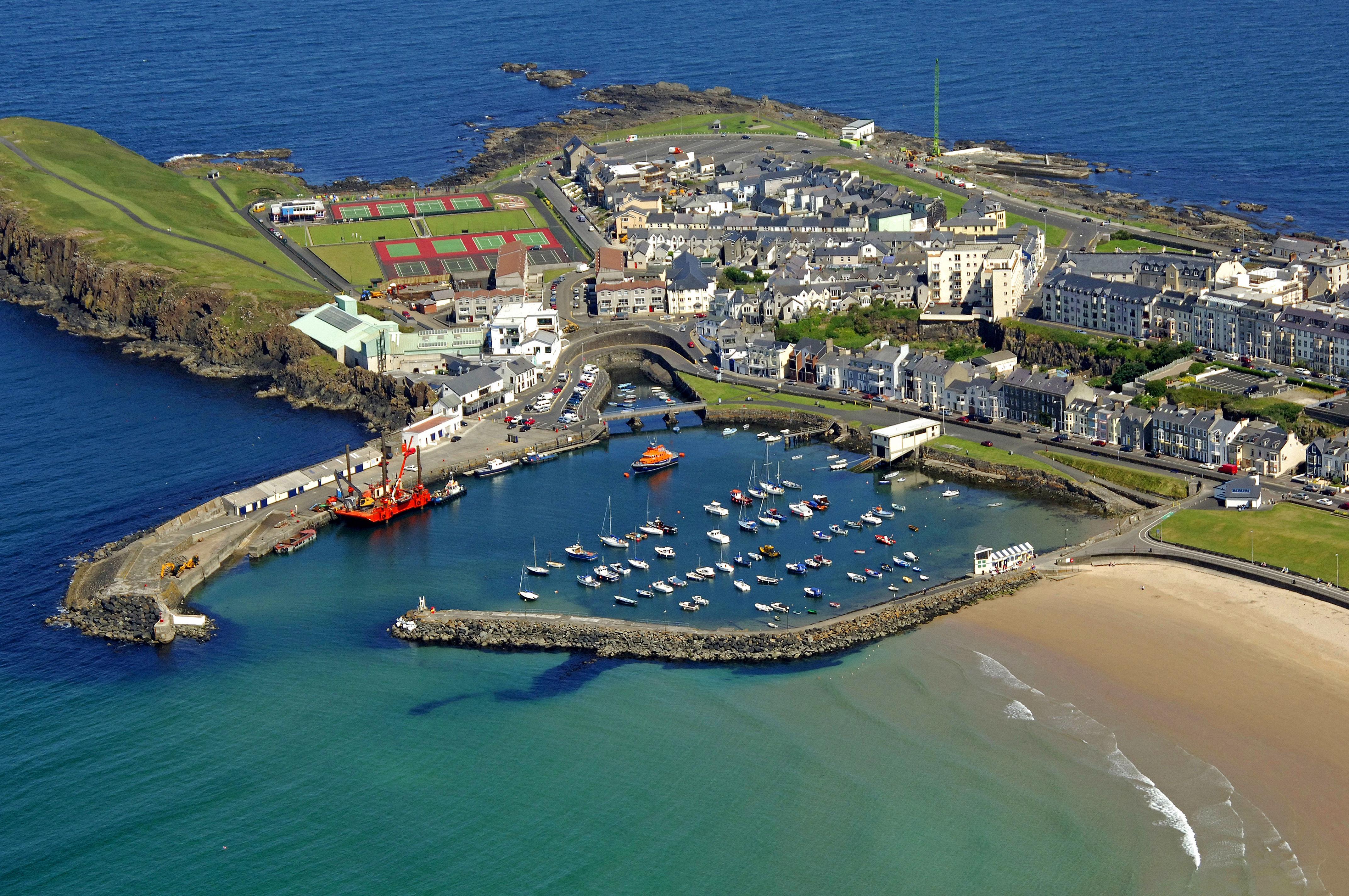 Image result for Portrush, Northern Ireland
