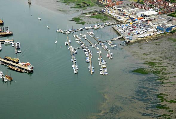 Kemps Quay Marina