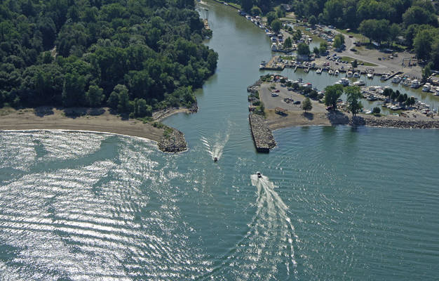 Chagrin River Inlet