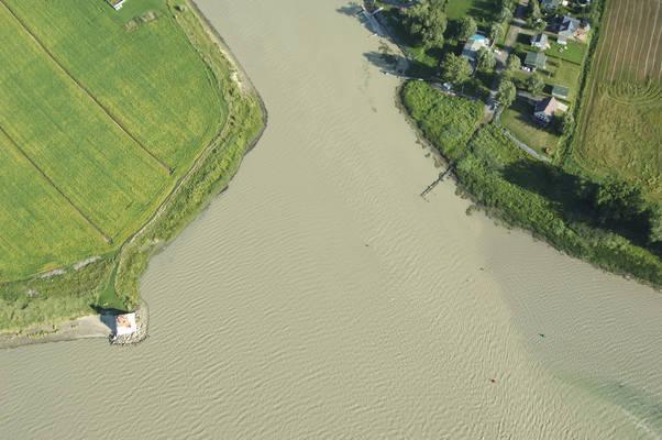 Ste Anne De Sorel River Inlet