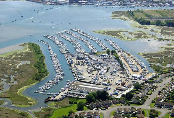 Cobbs Quay Marina