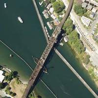 Burlington Northern RailRoad Bridge