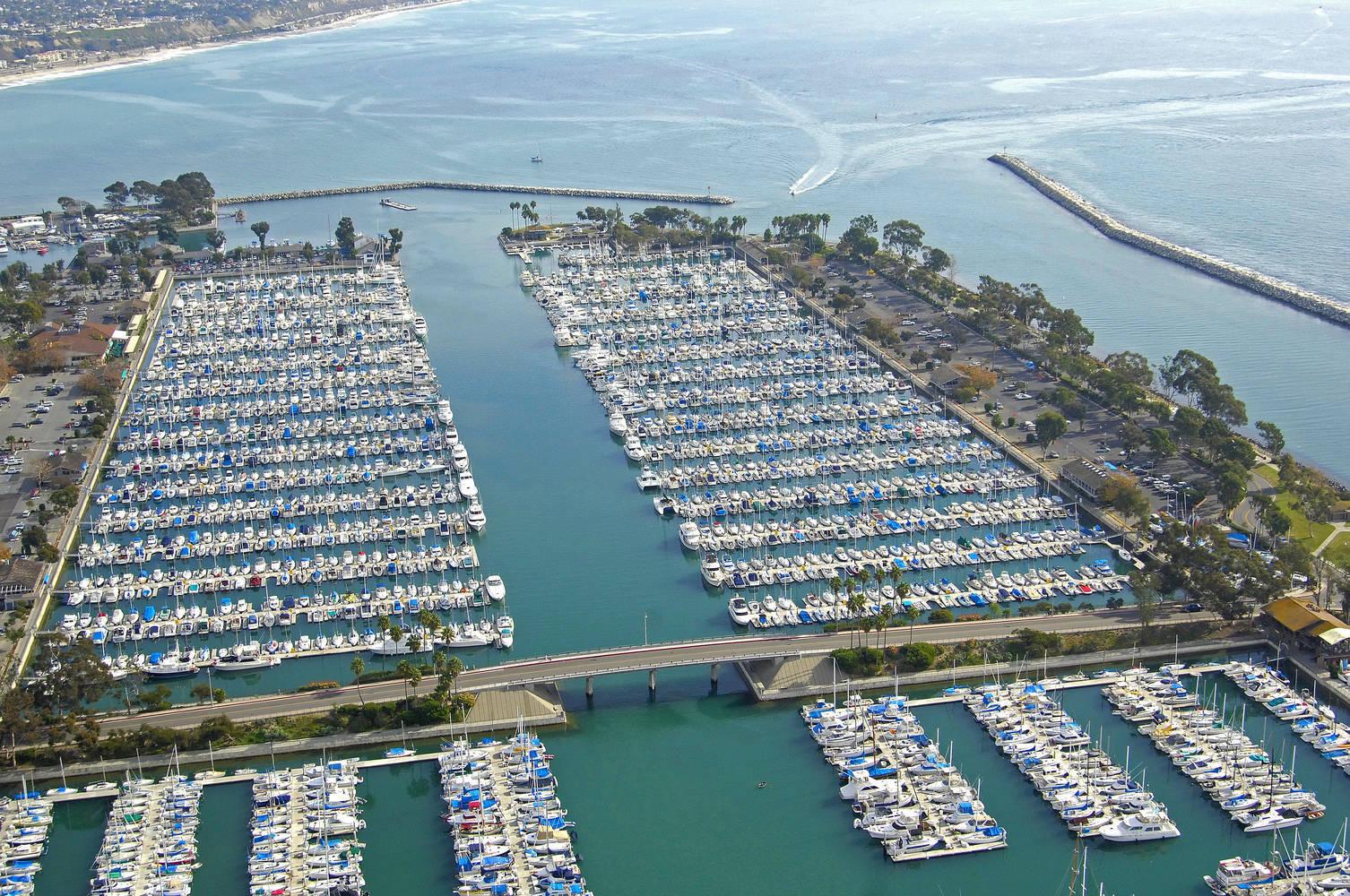 The Marina at Dana Point slip, dock, mooring reservations