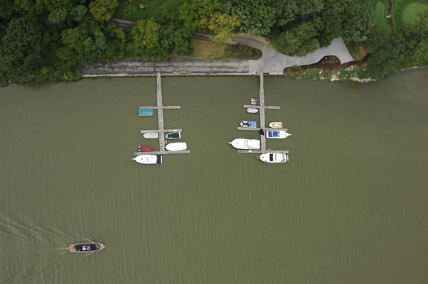 Toledo Country Club Docks