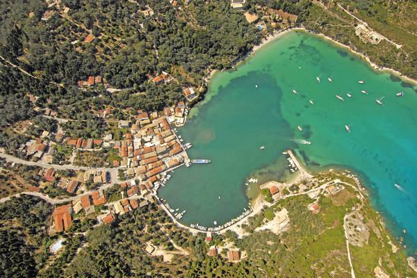 Lakka Paxos Marina