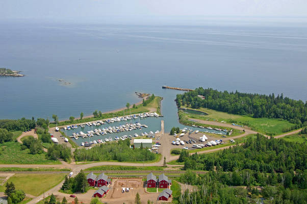 Knife River Marina