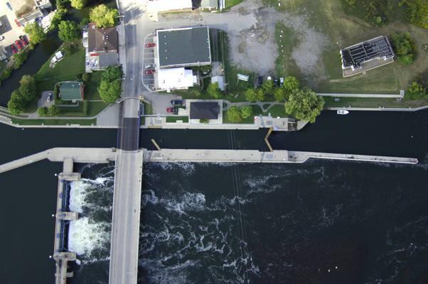 Trent River Lock 18