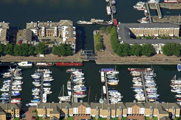 South Dock Lift Bridge