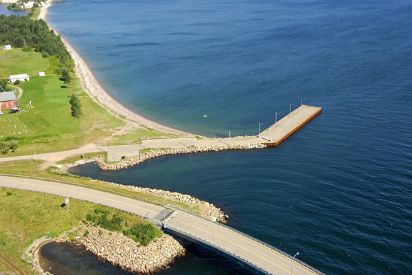 Iona Port Harbour