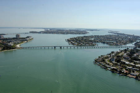 "Pinellas Bayway Bascule Bridge Span ""C"""