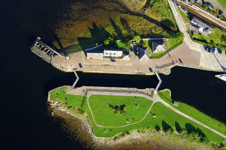 Corpach Sea Lock